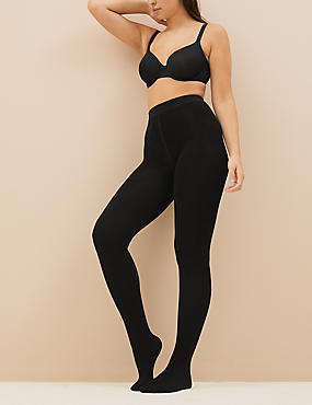 180 Denier Heatgen™ Brushed Thermal Opaque Tights