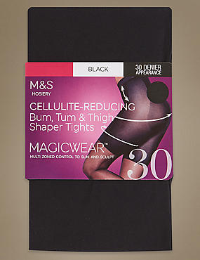 30 Denier Magicwear™ Secret Slimming™ Cellulite Reducing Tights