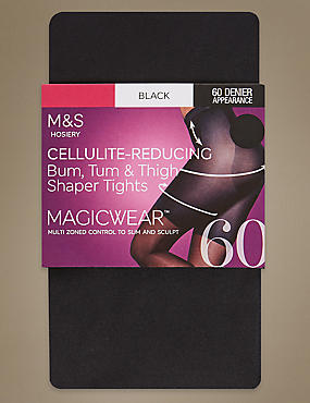 60 denier Secret Slimming™ Opaque Tights