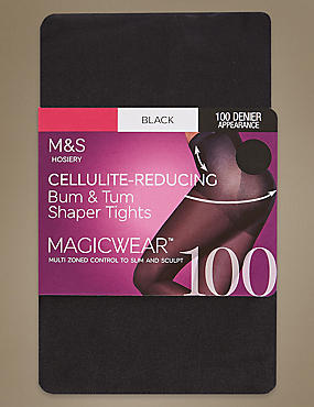 100 Denier Magicwear™ Cellulite Reducing Tights