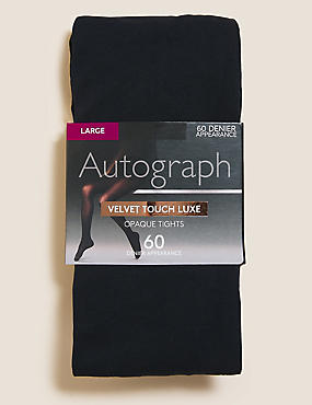 60 Denier Velvet Touch Tights