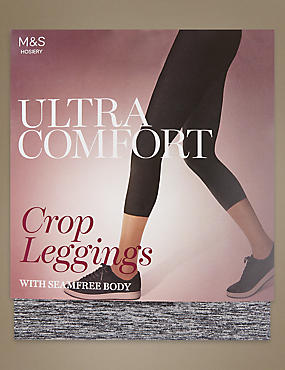 Santoni Cropped Leggings with Secret Slimming™