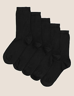 5 Pair Pack Supersoft Socks