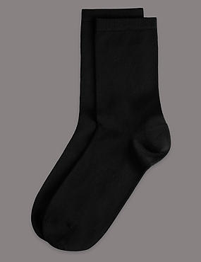 2 Pair Pack Body Sensor™ Ankle High Socks