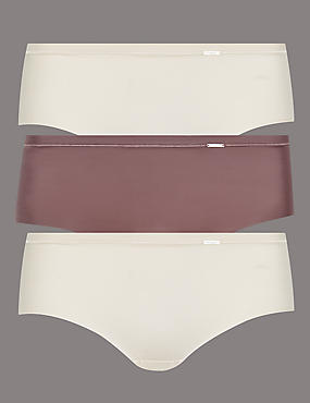 3 Pack No VPL High Rise Shorts