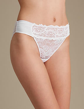 Rio Sweetheart High Leg Knickers