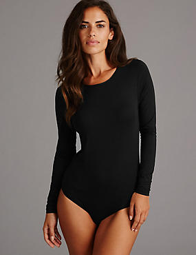 Long Sleeve Body with Modal