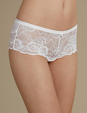 Isabella Low Rise Short Knickers