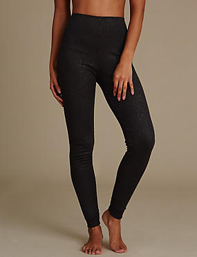 Thermal Glitter Leggings