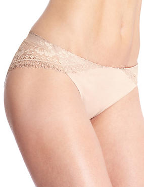 No VPL Low Rise Brazilian Knickers