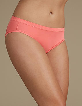 Modal Rich Flexifit High Leg Knickers