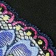 Floral Print Brazilian Knickers, BLACK MIX, swatch