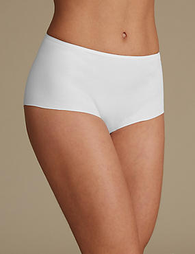 Cotton Rich No VPL High Rise Shorts