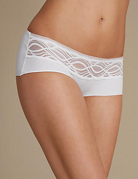 No VPL Smooth Lines Low Rise Short Knickers