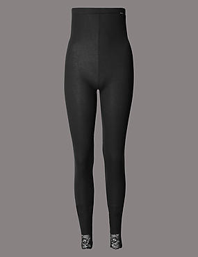 Silk & Modal Thermal Leggings