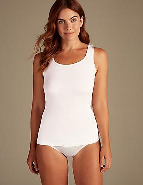 Heatgen™ Thermal Built-up Shoulder Vest, CREAM, catlanding