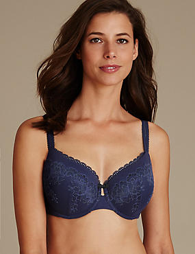Sumptuously Soft Ultimate Comfort Plunge Bra DD-GG