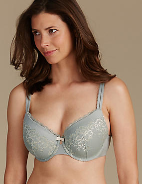 Sumptuously Soft Set with Ultimate Comfort Plunge DD-GG