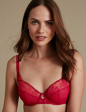 Arelia Set with Non-Padded Underwired A-DD