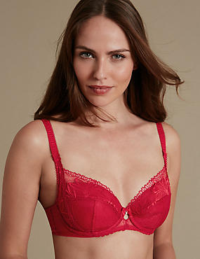 Arelia Set with Padded Full Cup A-DD