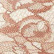 Lace Embroidered Non-Padded Bralet, NUDE MIX, swatch