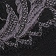 Lace Padded Balcony Bra A-E, BLACK MIX, swatch