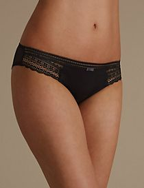 2 Pack Modal Blend Brazilian Knickers