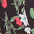 Floral Print Padded Balcony Bra A-E, BLACK MIX, swatch