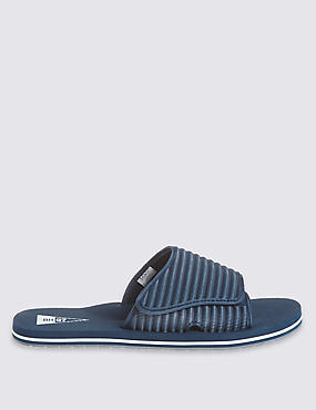 Riptape Slip-on Sandals