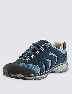 Leather Lightweight Walker Trainers