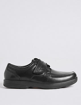 Big & Tall Extra Wide Leather Shoes