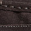 Suede Moccasin Slippers with Thinsulate™, CHOCOLATE, swatch