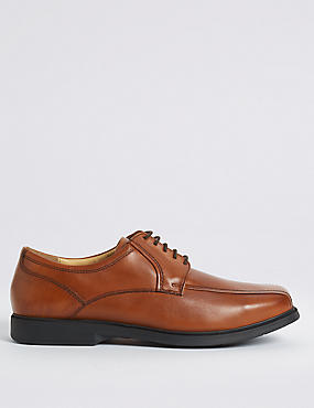 Extra Wide Leather Shoes with Airflex™