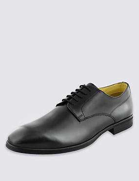 Airflex™ Leather Lace-up Derby Shoes
