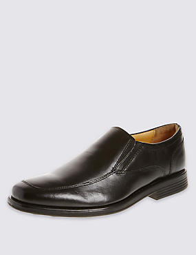 Airflex™ Freshfeet™ Leather Loafers with Silver Technology