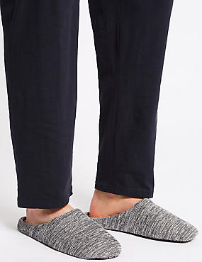 Slip-on Slipper Mule