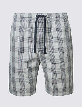 Supima® Cotton Slim Fit Pyjama Shorts