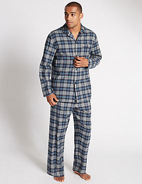 Brushed Cotton Stay Soft Pyjamas