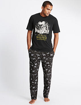 Star Wars™ Pure Cotton Pyjama Set
