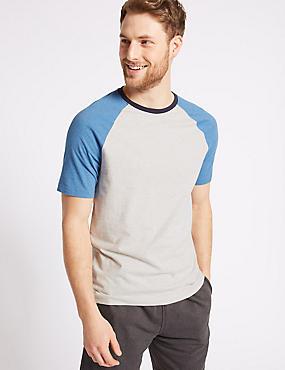 Pure Cotton Pyjama Top, ECRU MIX, catlanding