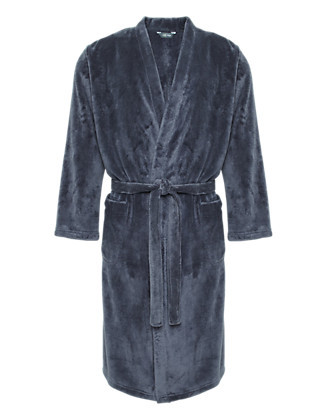 Luxury Fleece Dressing Gown Clothing