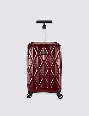 Atlas 4 Wheel Cabin Suitcase