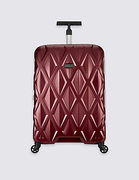 Atlas 4 Wheel Medium Suitcase