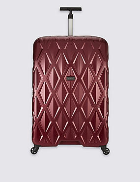 Atlas 4 Wheel Large Suitcase