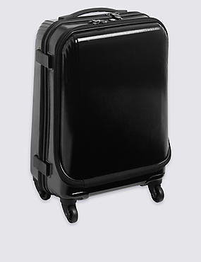 Cabin 4 Wheel Hard Mobile Office Suitcase with Security Zip