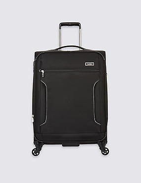 Cyberlite 4 Wheel Medium Suitcase