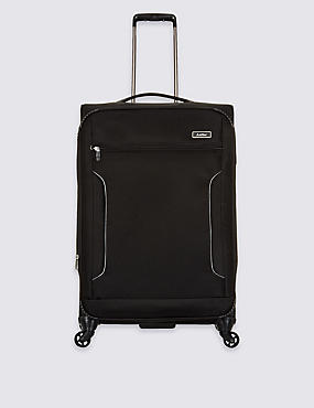 Cyberlite 4 Wheel Large Suitcase