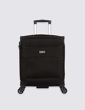 Delta 4 Wheel Cabin Suitcase