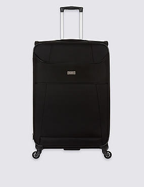 Delta 4 Wheel Large Suitcase