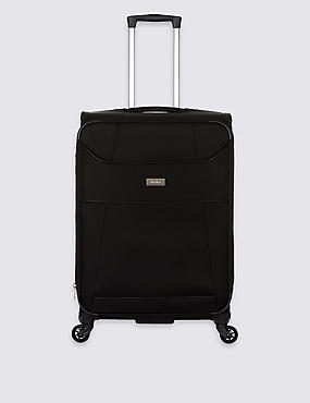 Delta 4 Wheel Medium Suitcase